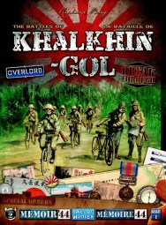 Memoir '44 - Battles of Khalkhin-Gol Expansion