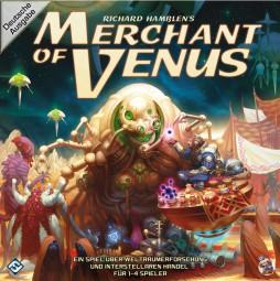 Merchant of Venus Neuauflage (deutsch)