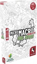 MicroMacro: Crimecity 2 - Full House (deutsch)