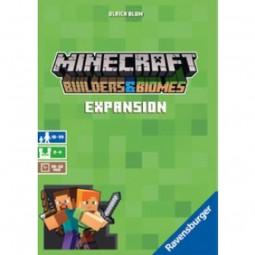 Minecraft - Das Brettspiel - Builders & Biomes - 1. Erweiterung