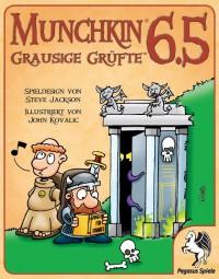 Munchkin 6.5 - Grausige Grüfte