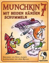 Munchkin 7: Mit beiden Händen schummeln