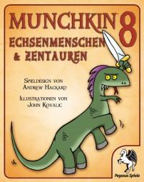 Munchkin 8 - Echsenmenschen