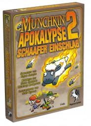 Munchkin Apokalypse 2 - Schaafer Einschlag