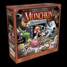 Munchkin Dungeon (deutsch) - versandkostenfrei