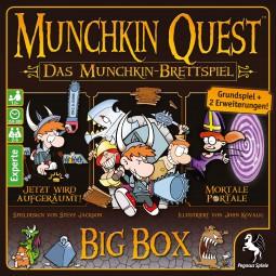 Munchkin Quest Big Box & Promo (deutsch)