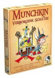 Munchkin - Verborgene Schätze