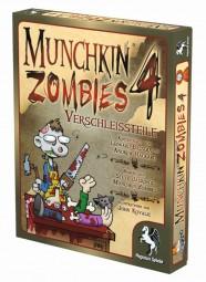 Munchkin Zombies 4 - Verschleissteile