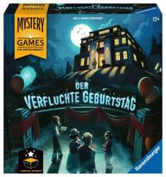 Mystery Games - Der verfluchte Geburtstag