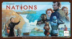 Nations - Dynasties expansion (englisch)