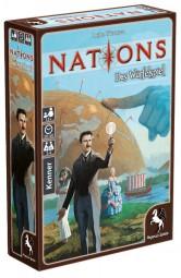 Nations - Das Würfelspiel (Neuauflage)