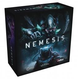 Nemesis Grundspiel (deutsch)