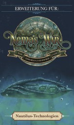 Nemo's war (Second Edition) (deutsch) - Nautilus-Technologien Erweiterung