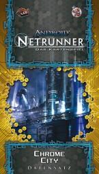 Android Netrunner - Das Kartenspiel - Chrome City Pack