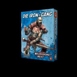 Neuroshima Hex 3.0 (deutsch) - Die Iron Gang Erweiterung