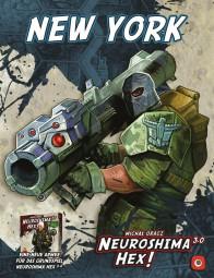 Neuroshima Hex 3.0 (deutsch) - New York Erweiterung