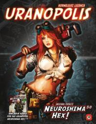 Neuroshima Hex 3.0 (deutsch) - Uranopolis Erweiterung
