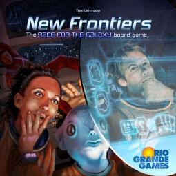 New Frontiers (deutsch) - versandkostenfrei