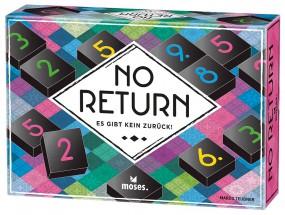 No return - Es gibt kein Zurück!