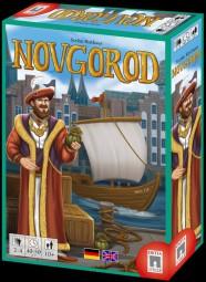 Novgorod (deutsch / englisch)