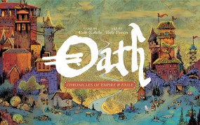 Oath: Chronicles of Empire and Exile