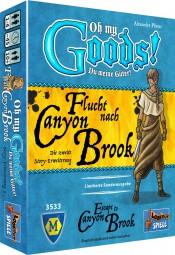 Oh my goods - Flucht nach Canyon Brook Erweiterung