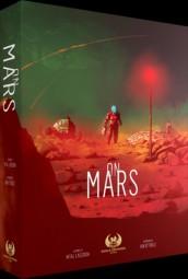 On Mars englisch mit deutscher Regel