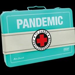 Pandemic - 10 Jahre Jubiläumsedition - versandkostenfrei