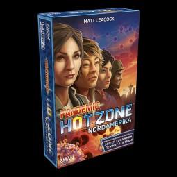 Pandemic: Hot Zone - Nordamerika