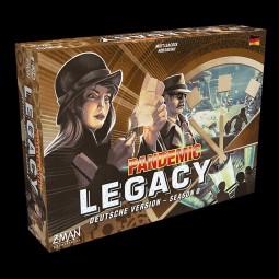 Pandemic Legacy - Season 0 (deutsch) - versandkostenfrei