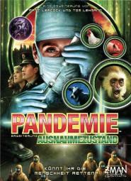Pandemie - Neuauflage - Ausnahmezustand Erweiterung