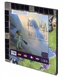 Pandoria - Trolls & Trails Erweiterung (deutsch / englisch)