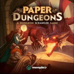Paper Dungeons (englisch)