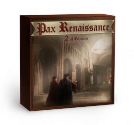 Pax Renaissance 2nd Edition (englisch)