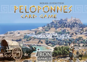 Peloponnes - Das Kartenspiel