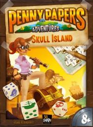 Penny Papers Adventures - Skull Island (deutsch / englisch)