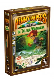 Penny Papers Adventures - Im Tal des Wiraqucha