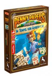 Penny Papers Adventures - Im Tempel von Apikhabou