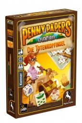 Penny Papers Adventures - Die Totenkopfinsel