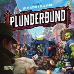 Plunderbund mit Promo (englisch)