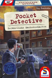 Pocket Detective - Gefährliche Machenschaften