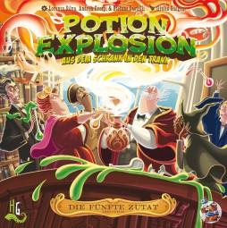Potion Explosion (deutsch) - Die 5. Zutat Erweiterung