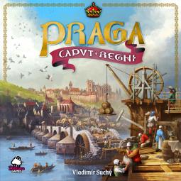 Praga Caput Regni (englisch)