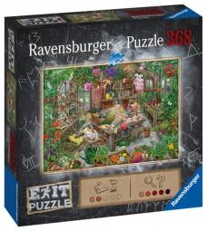 Puzzle: Exit 9 - Im Gewächshaus