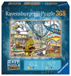 Puzzle: Exit Kids - Im Freitzeitpark