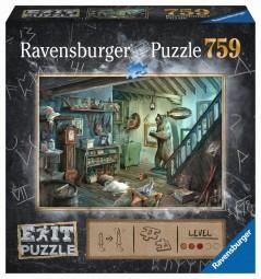 Puzzle: Exit 10 - In der Spielzeugfabrik