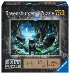 Puzzle: Exit 7 - Wolfsgeschichten