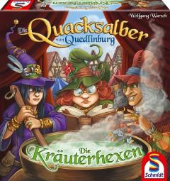 Die Quacksalber von Quedlingburg - Die Kräuterhexen Erweiterung
