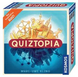 Quiztopia - Das kooperative Quiz