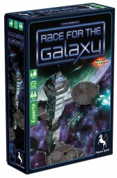 Race for the galaxy - 2nd Revised Edition (deutsch)